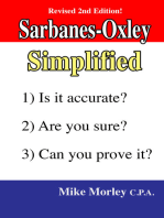 Sarbanes-Oxley Simplified