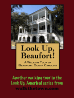 A Walking Tour of Beaufort, South Carolina