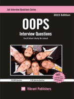 OOPS Interview Questions You'll Most Likely Be Asked