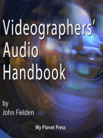 Videographer's Audio Handbook