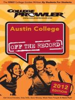 Austin College 2012