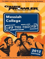Messiah College 2012
