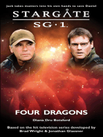 Stargate SG1-16 Four Dragons