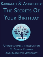 Kabbalah & Astrology: The Secrets Of Your Birthday
