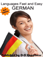 Languages Fast and Easy ~ German