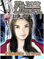 The Twinkie Artcat Illustration Library 1 (B/W)