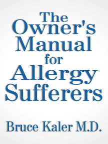 The Owner's Manual for Allergy Sufferers