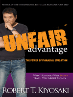 Unfair Advantage -The Power of Financial Education