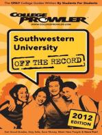 Southwestern University 2012