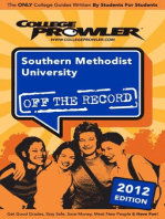 Southern Methodist University 2012