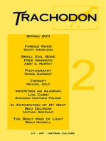 Trachodon Issue 2