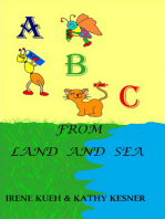ABC From Land And Sea