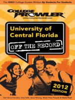 University of Central Florida 2012