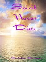 Spirit Never Dies