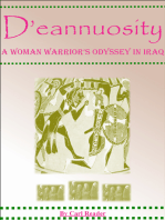 D'eannuosity, A Woman Warrior's Odyssey In Iraq