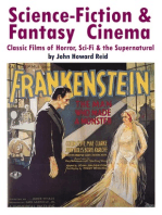 Science-Fiction & Fantasy Cinema: Classic Films of Horror, Sci-Fi & the Supernatural