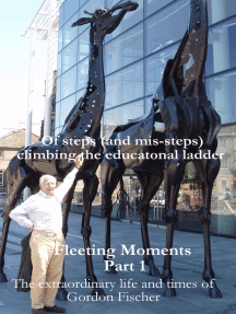 Of steps (and mis-steps) climbing the educational ladder
