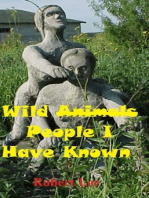 Wild People I Have Known
