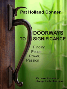 Doorways to Significance: Finding Peace, Power, Passion