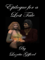 Epilogue for a Lost Tale