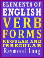 Elements of English