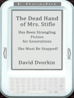 The Dead Hand of Mrs. Stifle