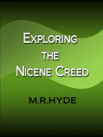Exploring the Nicene Creed