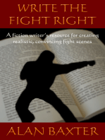 Write The Fight Right