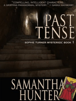 Past Tense, Sophie Turner Mysteries, Book One