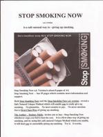 Stop Smoking Now s.d. version