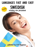 Languages Fast and Easy ~ Swedish