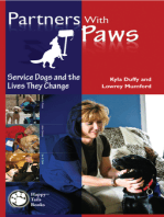 Partners With Paws