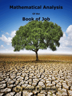Mathematical Analysis of the Book of Job