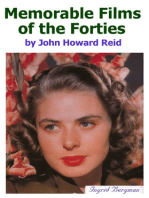 Memorable Films of the Forties