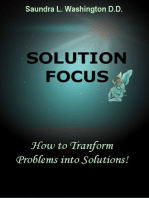 Solution Focus