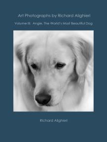 Art Photographs by Richard Alighieri: Volume III - Angie, The World's Most Beautiful Dog
