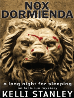 Nox Dormienda (A Long Night for Sleeping)