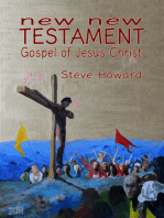 New New Testament Gospel of Jesus Christ