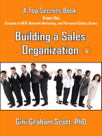 Top Secrets for Building a Sales Organization