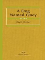 A Dog Named Oney