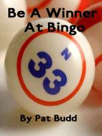 Be A Winner At Bingo