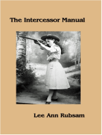 The Intercessor Manual
