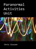 Paranormal Activities Unit