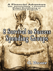 8 Survival to Success Spending Groups