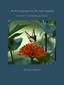 Art Photographs by Richard Alighieri: Volume V - Butterflies & Friends