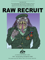 Raw Recruit (Welcome to the Hellhole)