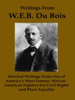 Writings From WEB DuBois