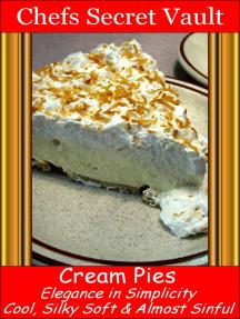 Cream Pies: Elegance In Simplicity