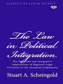 The Law in Political Integration