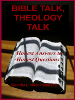 Bible Talk, Theology Talk